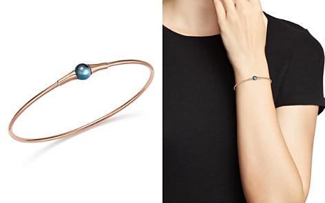 Pomellato M'Ama Non M'Ama Bracelet with London Blue Topaz in 18K Rose Gold - Bloomingdale's_2