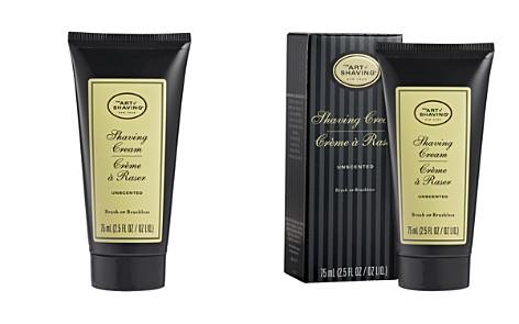 The Art of Shaving Tube Shaving Cream - Unscented - Bloomingdale's_2