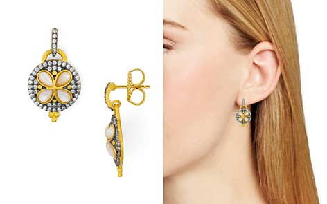 Freida Rothman Fleur Bloom Drop Earrings - Bloomingdale's_2