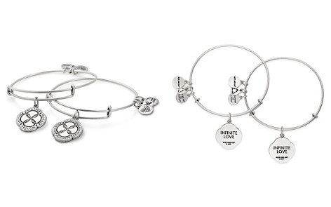Alex and Ani Infinite Connection Expandable Wire Bangles, Set of 2 - Bloomingdale's_2