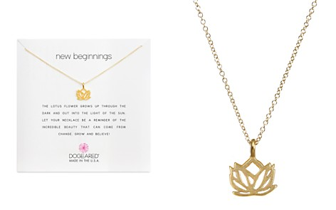 "Dogeared New Beginnings Necklace, 16"" - Bloomingdale's_2"