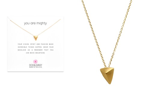 "Dogeared You Are Mighty Necklace, 16"" - Bloomingdale's_2"