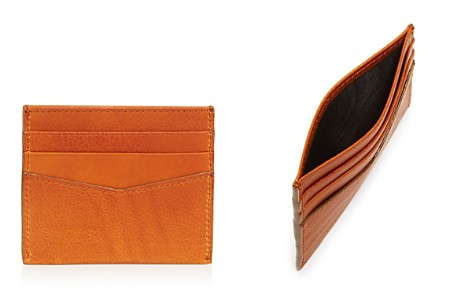 The Men's Store at Bloomingdale's Smooth Leather Card Case_2