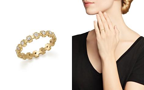 Armenta 18K Yellow Gold Sueno Diamond Stacking Ring - Bloomingdale's_2
