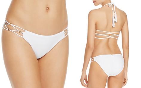 PilyQ Braided Full Bikini Bottom - Bloomingdale's_2