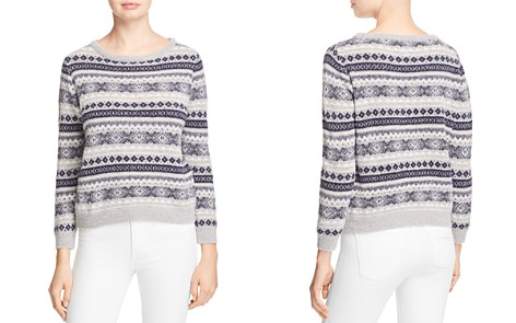 Barbour Audrey Boat Neck Sweater - Bloomingdale's_2