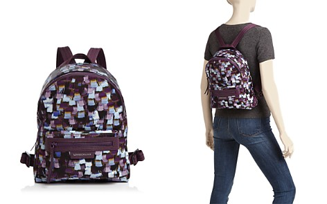 Longchamp Le Pliage Neo Printed Small Backpack - Bloomingdale's_2