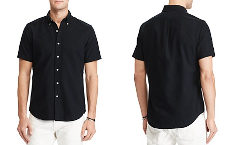 Polo Ralph Lauren Cotton Classic Fit Button-Down Shirt - Bloomingdale's_2