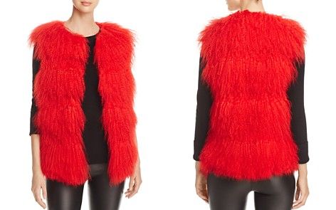 Maximilian Furs Lamb Shearling Vest - 100% Exclusive - Bloomingdale's_2