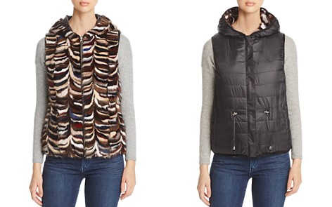Maximilian Furs Reversible Saga Mink Fur Vest - 100% Exclusive - Bloomingdale's_2