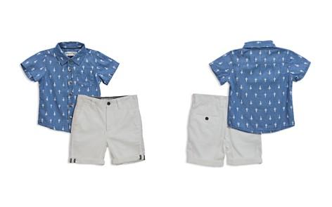 Sovereign Code Boys' Cactus Print Shirt & Shorts Set - Baby - Bloomingdale's_2