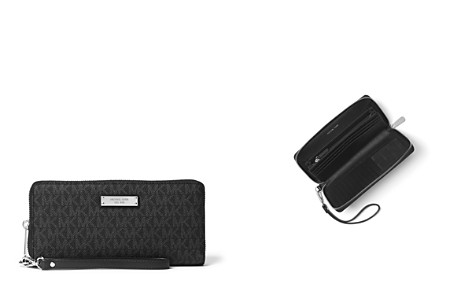 MICHAEL Michael Kors Jet Set Travel Continental Wallet - Bloomingdale's_2