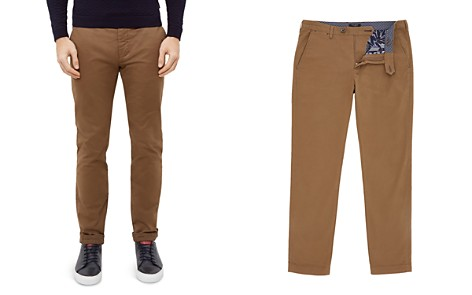 Ted Baker Procor Slim Fit Chinos - Bloomingdale's_2