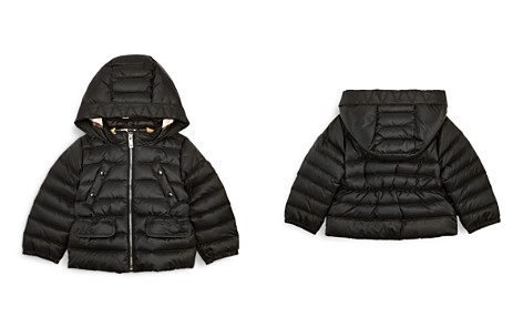 Burberry Girls' Mini Bronwyn Hooded Down Jacket - Baby, Little Kid - Bloomingdale's_2