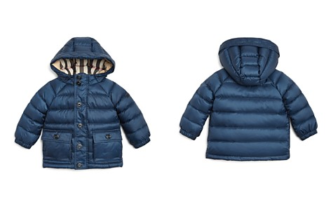 Burberry Boys' Hooded Down Puffer Jacket - Baby - Bloomingdale's_2
