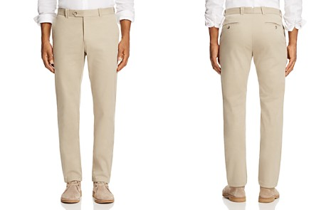 The Men's Store at Bloomingdale's Tailored Fit Chinos - 100% Exclusive _2