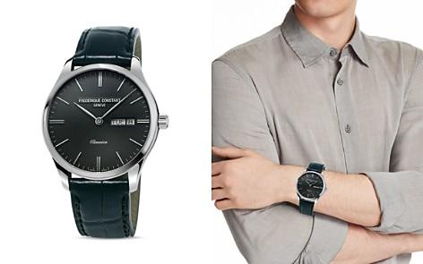 Frederique Constant Classics Quartz Watch, 40mm - Bloomingdale's_2