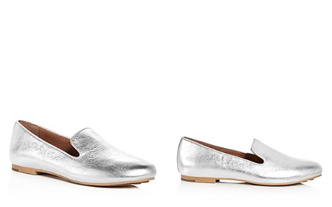 Gentle Souls Women's Eugene Leather Smoking Slippers - 100% Exclusive - Bloomingdale's_2