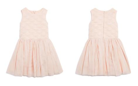 Pippa & Julie Girls' Textured Tutu Dress - Little Kid - Bloomingdale's_2