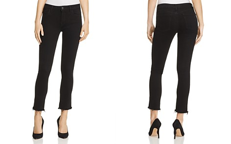 DL1961 Mara Instaculpt Ankle Straight Jeans in Concrete - Bloomingdale's_2