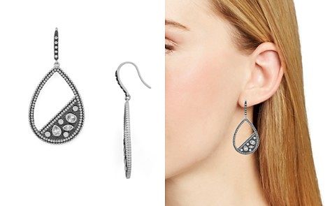 Freida Rothman Open Teardrop Earrings - Bloomingdale's_2