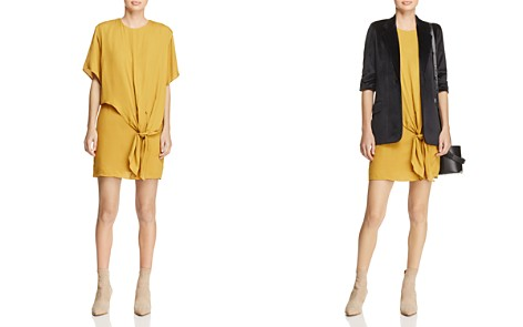 dRA Daisy Tie-Front Dress - Bloomingdale's_2