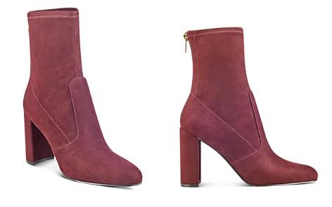 IVANKA TRUMP Sayida High Block Heel Booties - Bloomingdale's_2