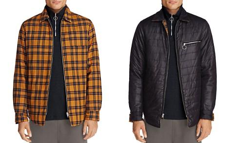 Theory Reversible Zip Shirt Jacket - Bloomingdale's_2