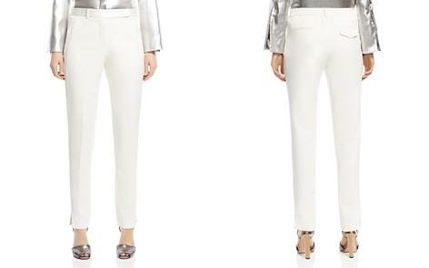 HALSTON HERITAGE Tapered Tuxedo Pants - Bloomingdale's_2