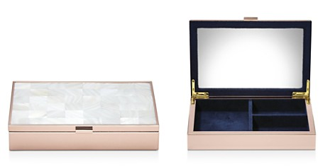Reed & Barton Mother-of-Pearl Gold Jewelry Box - Bloomingdale's_2