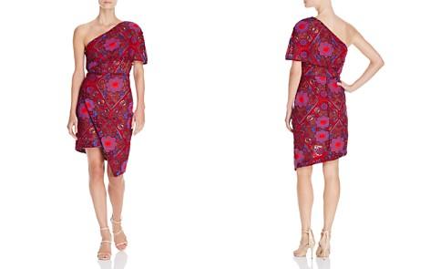 Elliatt Cosmic Girl One-Shoulder Dress - Bloomingdale's_2