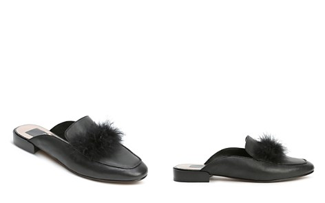 Dolce Vita Women's Maura Feather Mules - Bloomingdale's_2