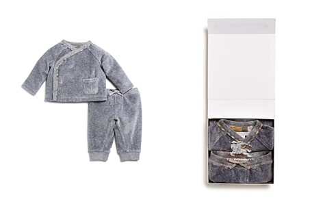 Burberry Unisex Remy Kimono Top & Pants Set - Baby - Bloomingdale's_2