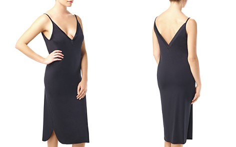 Commando Butter & Satin Chemise - Bloomingdale's_2