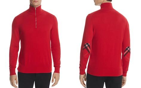Burberry Rawlins Half-Zip Sweater - Bloomingdale's_2