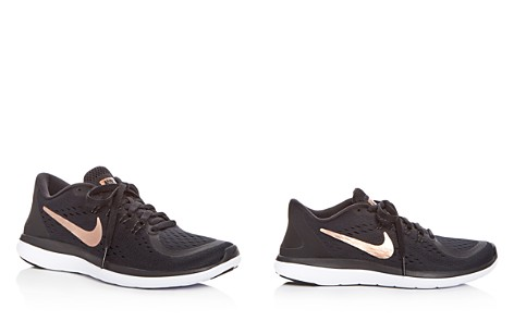 Nike Women's Flex Lace Up Sneakers - Bloomingdale's_2