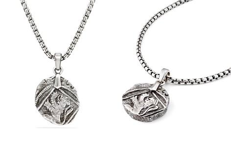 David Yurman Men's Shipwreck Coin Amulet - Bloomingdale's_2