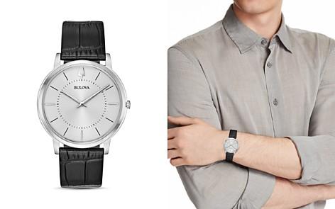 Bulova Classic Slim Watch, 40mm - 100% Exclusive - Bloomingdale's_2
