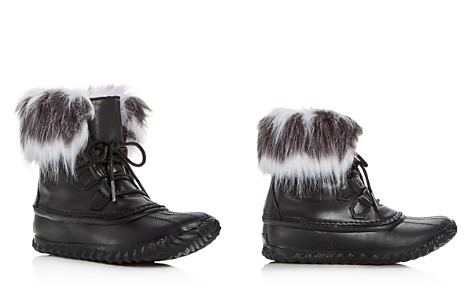 Sorel Women's Out N About Faux-Fur Lux Booties - Bloomingdale's_2
