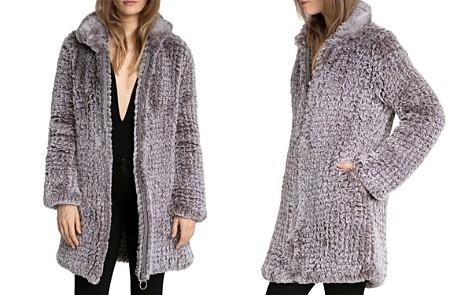 Avec Les Filles Faux Fur Coat - Bloomingdale's_2