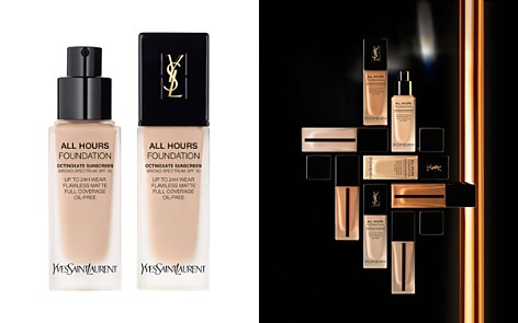 Yves Saint Laurent All Hours Full Coverage Matte Foundation - Bloomingdale's_2