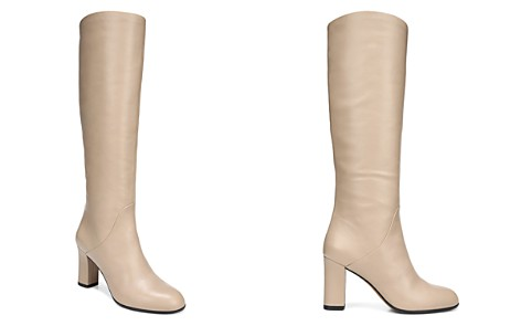 Via Spiga Women's Soho Leather High-Heel Boots - Bloomingdale's_2