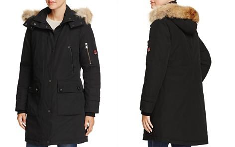 Pendleton Jackson Fur Trim Down Coat - Bloomingdale's_2