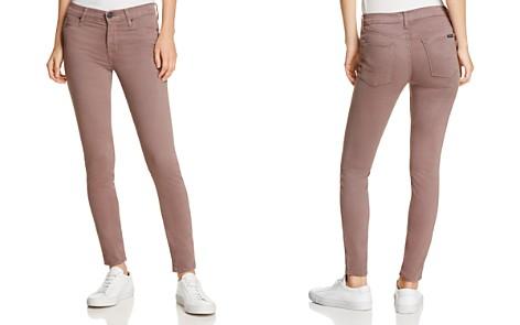 Hudson Nico Super-Skinny Jeans in Umber - Bloomingdale's_2
