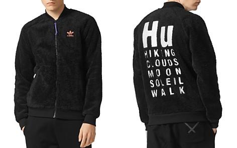 adidas Originals Fleece Track Jacket - Bloomingdale's_2