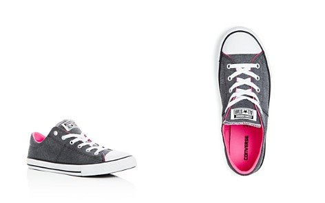 Converse Girls' Chuck Taylor All Star Madison Jersey Lace Up Sneakers - Toddler, Little Kid, Big Kid - Bloomingdale's_2