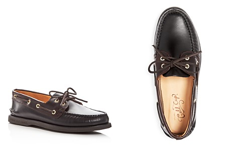 Sperry Men's Gold Cup Authentic Original Two-Eye Leather Boat Shoes - Bloomingdale's_2