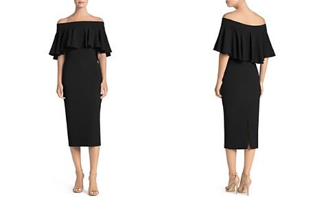 Dress the Population Maggie Off-the-Shoulder Dress - Bloomingdale's_2