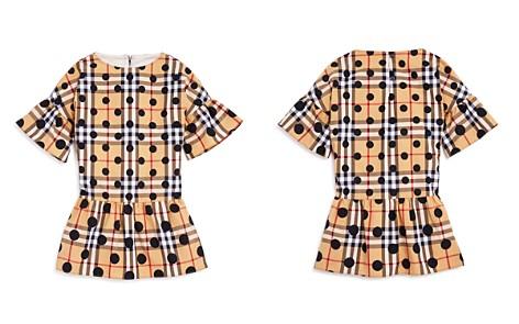 Burberry Girls' Polka-Dotted Drop-Waist Dress - Little Kid, Big Kid - Bloomingdale's_2