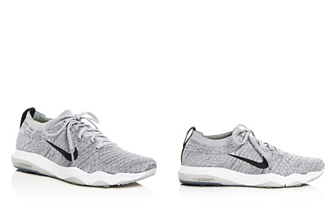 Nike Women's Air Zoom Fearless Free Lux Knit Lace Up Sneakers - Bloomingdale's_2